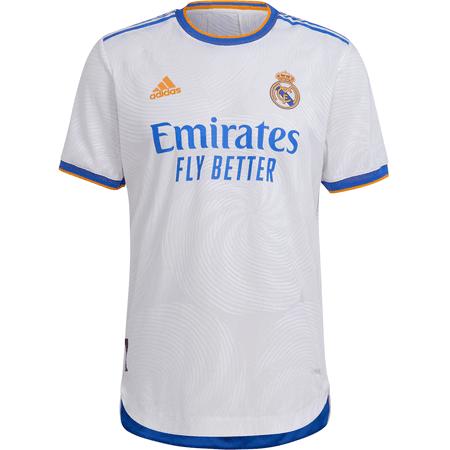 adidas Real Madrid Jersey Auténtica de Local 21-22