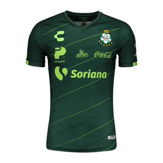 Charly Santos Jersey Visitante 19-20