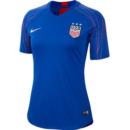 Nike USA Women's Dry Squad Pre-Match Top