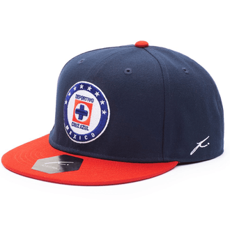 Fan Ink Cruz Azul Team Snapback Hat