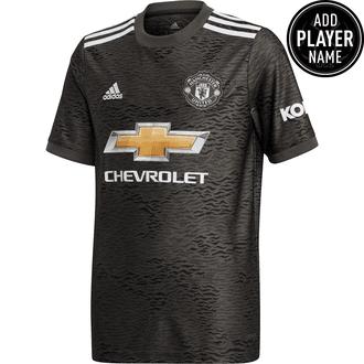 Adidas Manchester United Jersey de Visitante 20-21 para Niños