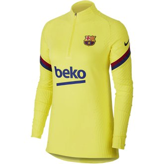 Nike 2019-20 FC Barcelona Strike Long Sleeve Drill Top