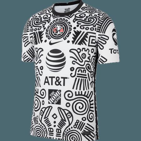 Nike Club América Jersey Tercera 20-21