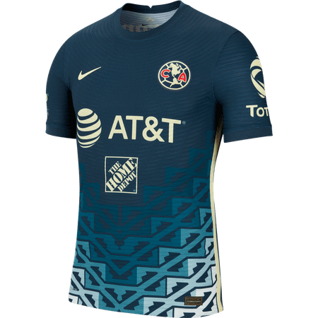 Nike Club América Jersey Auténtica de Visitante 21-22