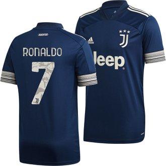 adidas Juventus Ronaldo Away 2020-21 Replica Jersey