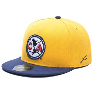 Fan Ink Club America Team Snapback Hat