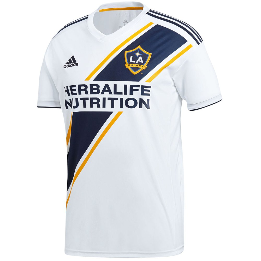 sports shoes f3c20 672c9 adidas LA Galaxy Home 2018-19 Youth Primary Jersey | Cheap ...