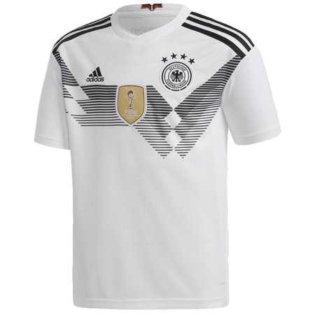 6a5dff7b808 adidas Germany 2018 World Cup Youth Home Replica Jersey ...