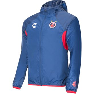 Charly Veracruz 18-19 Windbreaker