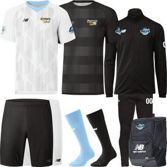 Bolts Strikers Girls Recommended Kit