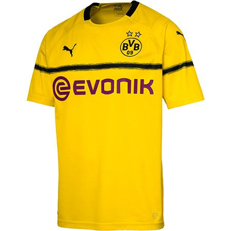 arrives db877 b2598 Puma BVB Dortmund Pulisic Third 2018-19 Replica Jersey ...