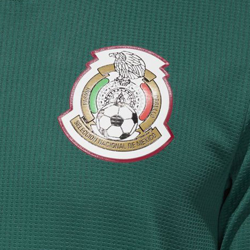 outlet store ce67b ee2fb adidas Mexico 2018 World Cup Home Authentic Jersey | WeGotSoccer
