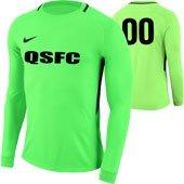 Quickstrike FC Green GK Jersey