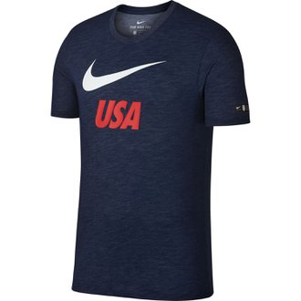 Nike Estados Unidos Camiseta Slub