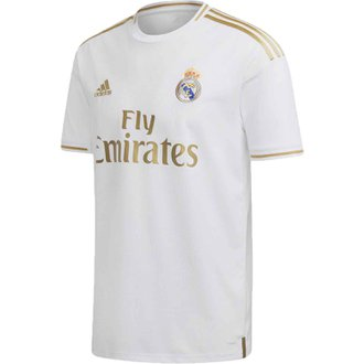 adidas Real Madrid 2019-20 Home Replica Jersey