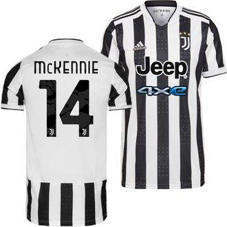 adidas Juventus Mckennie Home 2021-22 Replica Jersey