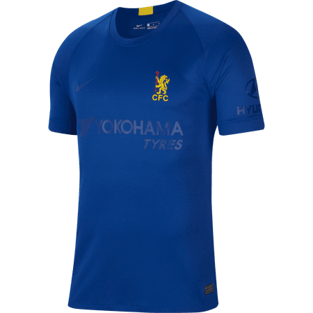 Nike 2020 Commemorative Chelsea FA Cup Men's Stadium Jersey