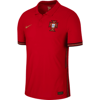 Nike Portugal Jersey Autentica de Local 2020