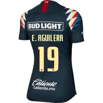 Nike Club América Aguilera Jersey Visitante 19-20 para Damas