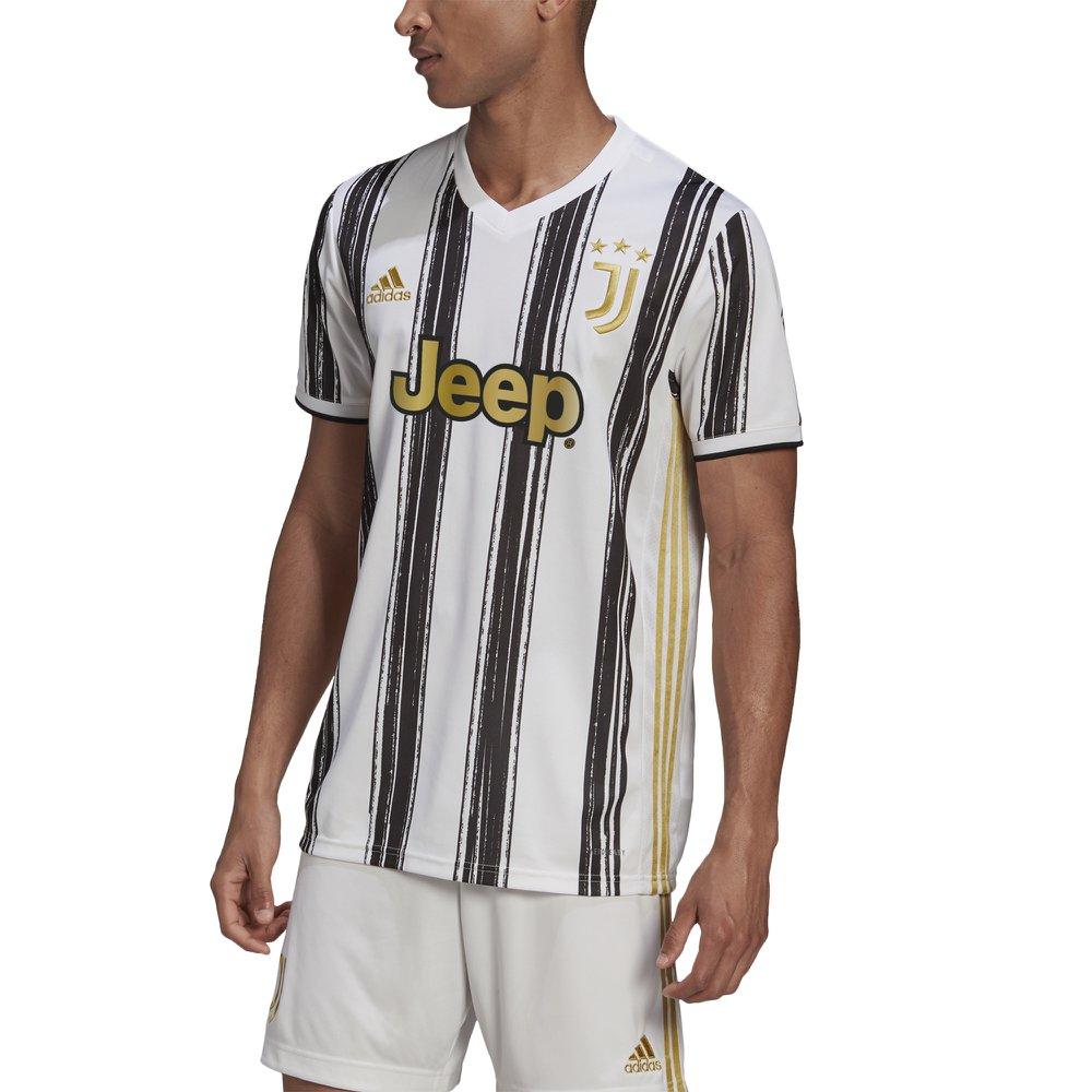 Adidas Juventus 2020-21 Men's Home Stadium Jersey | WeGotSoccer