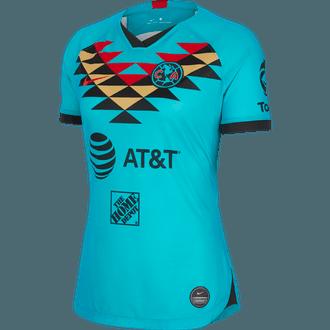Nike Club América Jersey Tercera 19-20 para Damas
