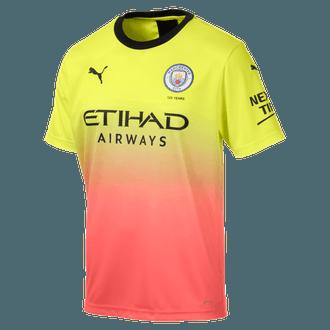 Puma Manchester City 3rd 2019-20 Stadium Jersey