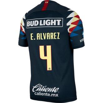 Nike Club América Alvarez Jersey Visitante 19-20