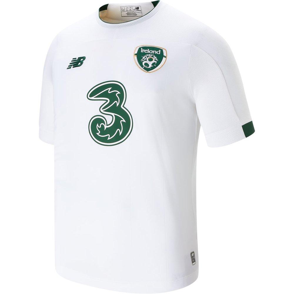 promo code 58d58 c8a42 New Balance Ireland 2019-20 Away Replica Jersey | Cheap ...