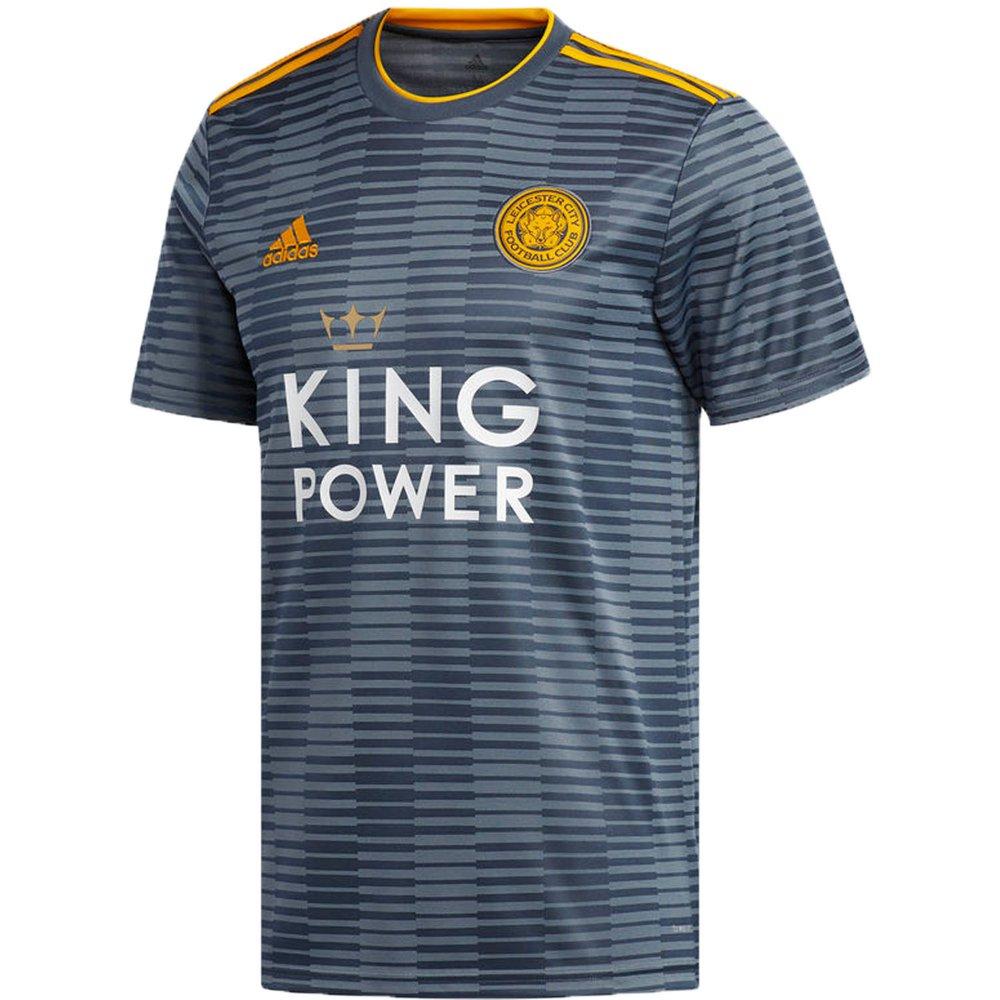74af3affaf1 adidas Leicester City 2018-19 Away Replica Jersey