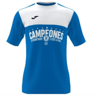 Joma Cruz Azul Camiseta de Campeones 21-22