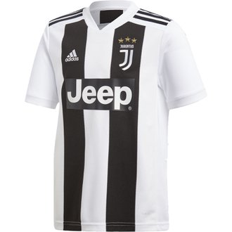 adidas Juventus Youth Home 2018-19 Replica Jersey