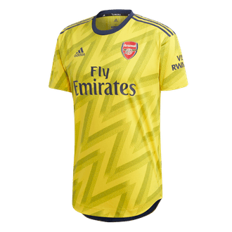 Adidas Arsenal Away 2019-20 Authentic Match Jersey
