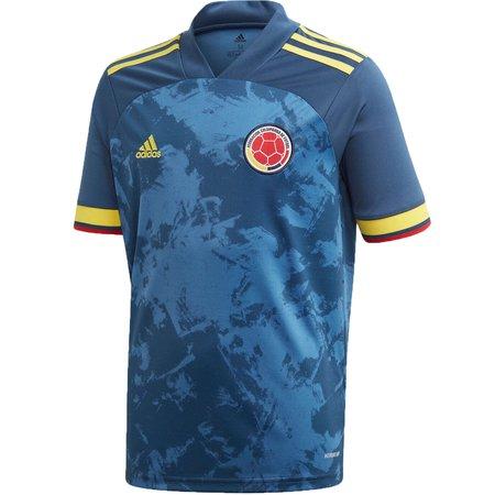 adidas Colombia Playera Visitante 2020 para Niños