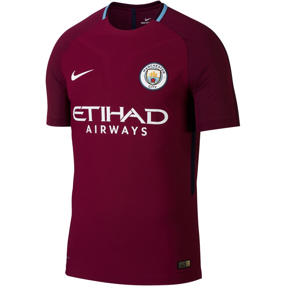 Nike Manchester City Away 2017-18 Match Jersey ...
