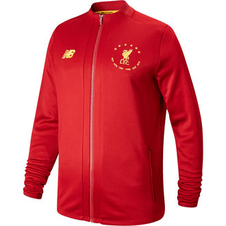 New Balance Liverpool 2018-19 UCL 6 Times Game Jacket
