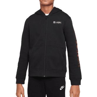 Nike Club América LAxLA Sudadera con capucha de lana para Niños
