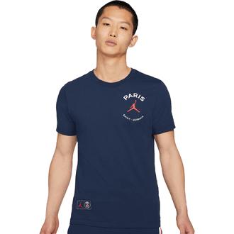 Nike 2021-22 Camiseta con logo PSG Jordan