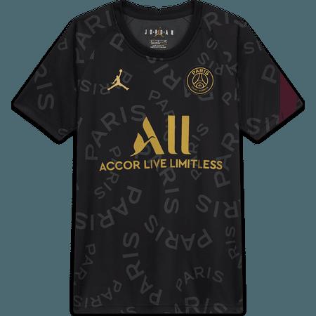 Nike Jordan PSG Dry Squad 2020-21 Camiseta pre-partido para Niños