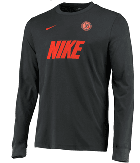 Nike Chelsea Dry Match Champions League Long Sleeve