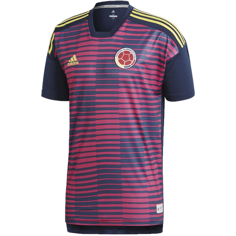 separation shoes 6fca0 a7295 adidas Colombia Home Parley Pre-Match Jersey | Cheap ...