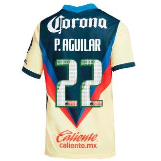 Nike Club América Orgullo México Aguilar Jersey Local 20-21