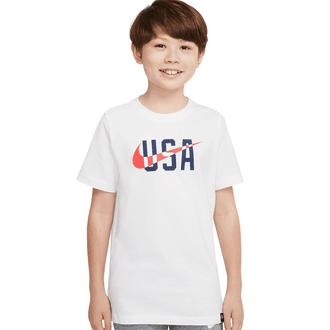 Nike Youth USA Soccer Swoosh Tee