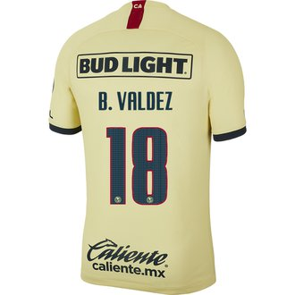 Nike Club América Valdez Jersey Local 19-20