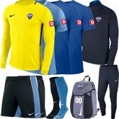 TSC Full Time GK Required Kit