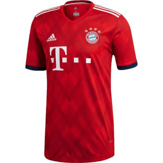 adidas Bayern Munich Home 2018-19 Authentic Jersey