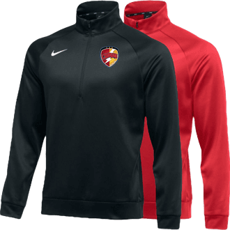 Chargers SC Therma LS Quarter Zip