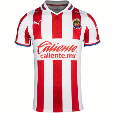 Puma Chivas Home 2020-21 Men's Authentic Match Jersey