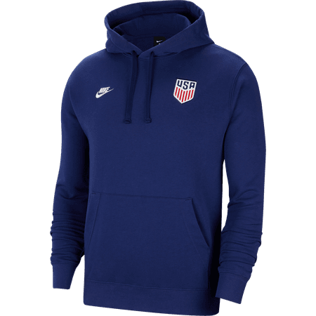 Nike 2021-22 USA Men's Fleece Hoodie