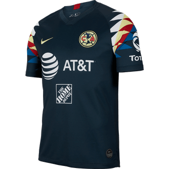 Nike Club America 2019-20 Away Stadium Jersey