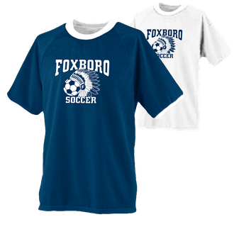 Foxboro Youth Soccer ADULT Reversible